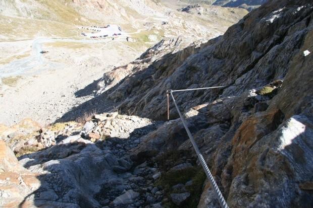 Klettersteig Tierbergli : Klettersteig tierbergli fotos