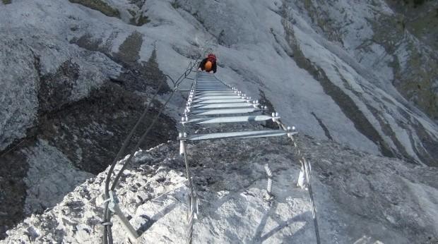 Klettersteig Fürenwand : Fürenalp wand vom 10.05.2012 fotos