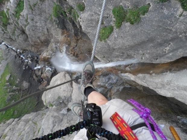 Klettersteig Allmenalp : Klettersteig kandersteg allmenalp mit bike fotos