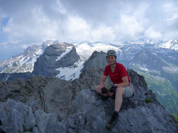 Klettersteigset Mieten Engelberg : Rigidalstock engelberg ow fotos