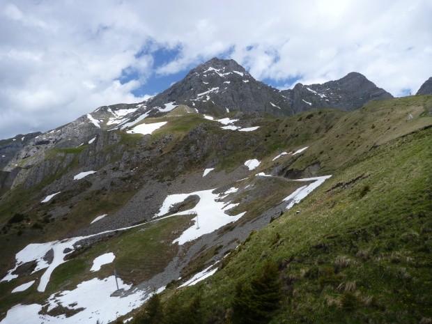 Klettersteig Zittergrat : Brunnistöckli und zittergrat in engelberg ow fotos