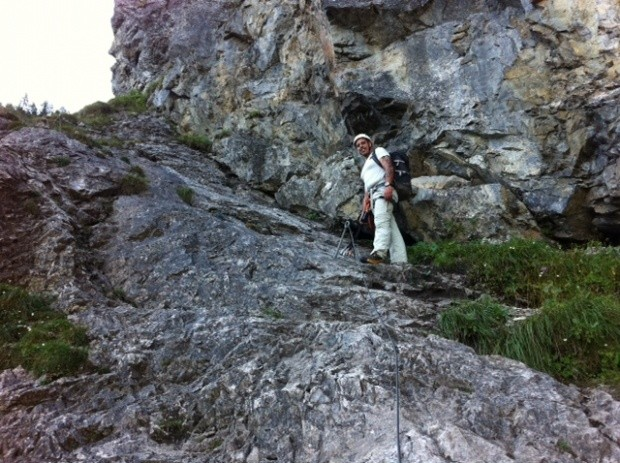 Klettersteig Wimmis : Klettersteig bergsee bei der bergseehütte andermatt de