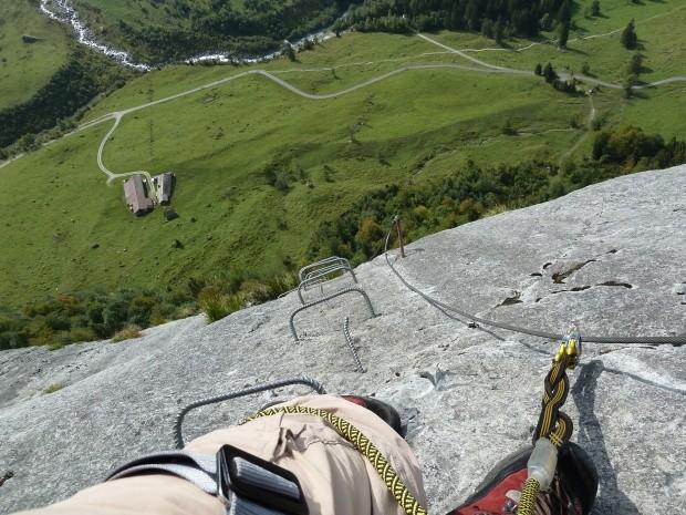 Klettersteig Fürenwand : Klettersteig fürenalp fotos