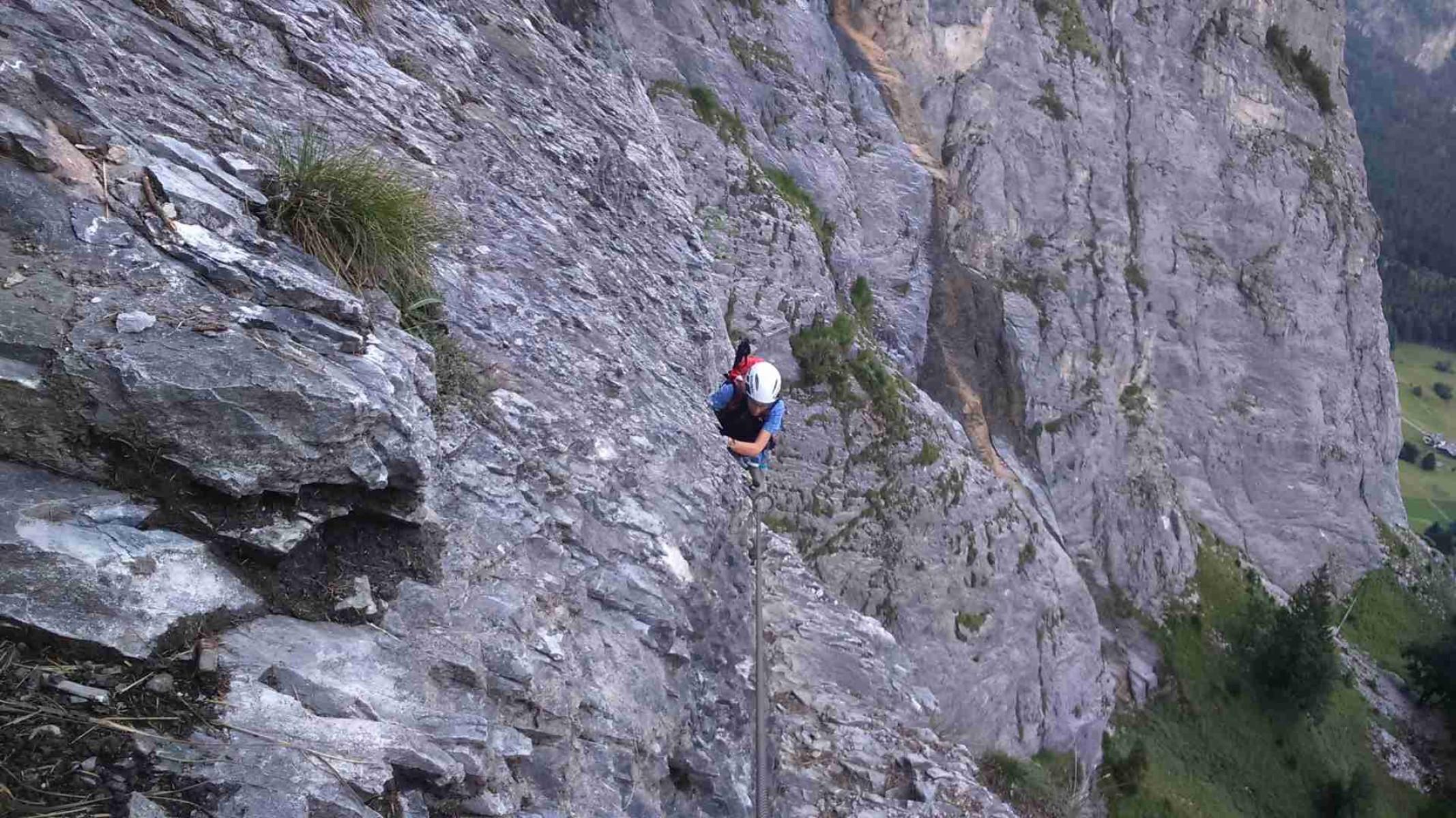 Klettersteig Eiger : K eiger rotstock tourenberichte