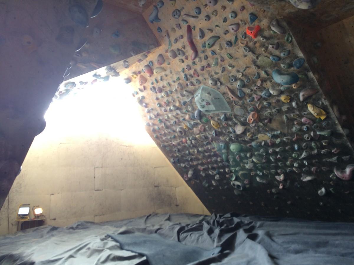Kletterausrüstung Bern : Für starke finger schlüssel boulderwand in bern liebefeld zu
