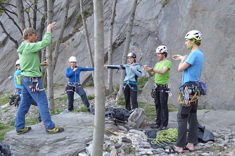 Kletterausrüstung Mieten Zürich : Einstiegswoche engadin kurse & touren